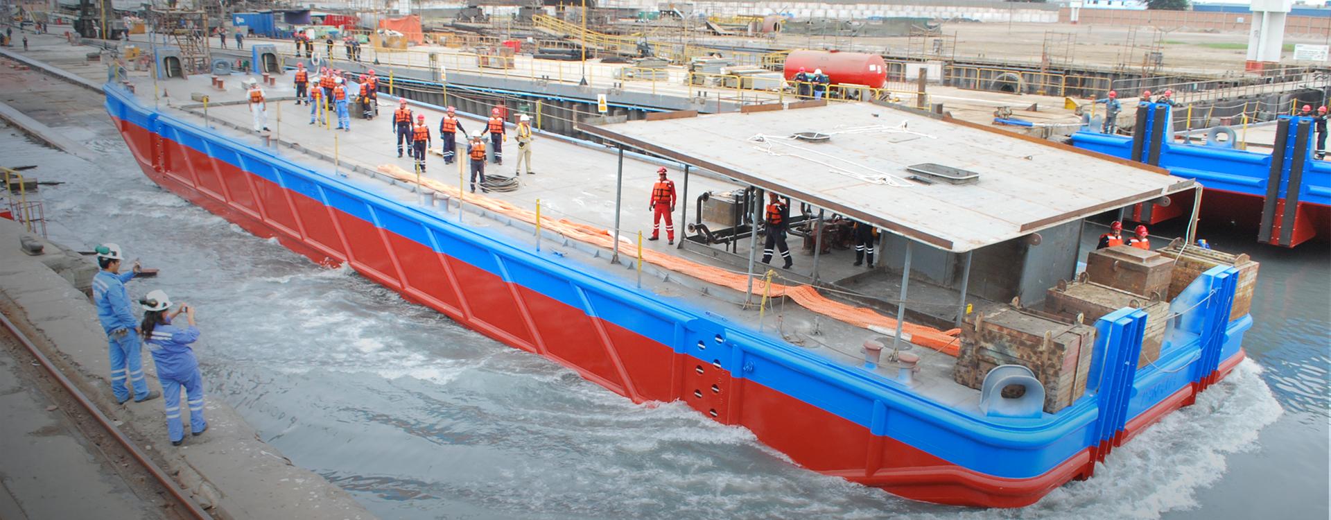 barcazas de petroleo